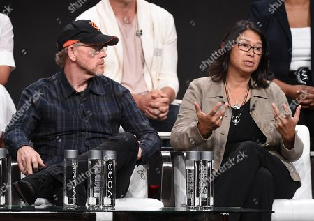 Ron Howard, Dee Johnson