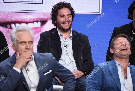 Bradley Whitford, Oliver Cooper, Steve Zahn