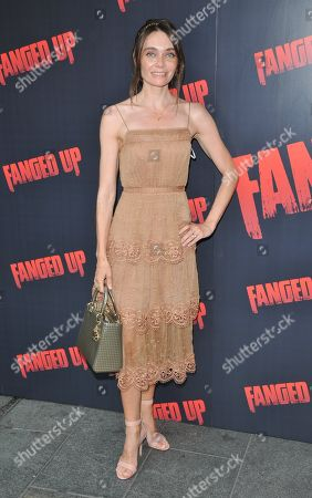 Editorial image of 'Fanged Up' Film Premiere, London, UK - 25 Jul 2018