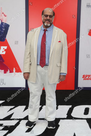 Editorial picture of 'The Spy Who Dumped Me' film premiere, Arrivals, Los Angeles, USA - 25 Jul 2018