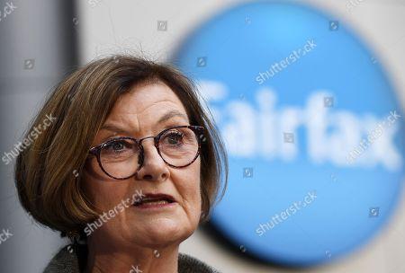 Editorial photo of Fairfax and Nine merger reactions, Sydney, Australia - 26 Jul 2018