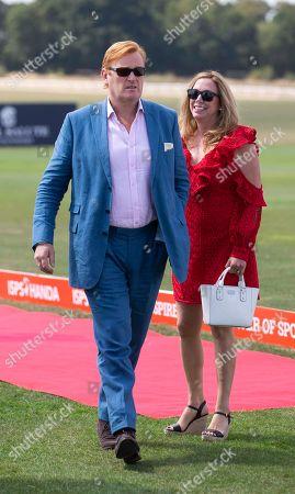 Mark Dyer and Amanda Kline