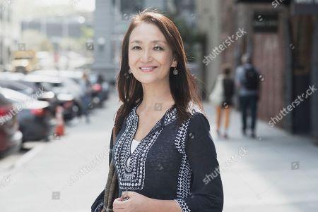Stock Photo of Megumi Sasaki