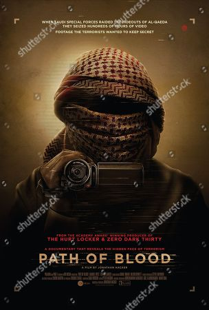 Path of Blood (2018)  Poster Art