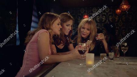 Chelsea Frei, Carly Craig, Rosanna Arquette