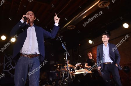 Editorial picture of Rolling Stone Relaunch presented by YouTube Music, Inside, Brooklyn, New York, USA - 26 Jul 2018