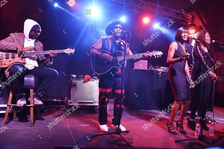 Frederick ' Toots Hibbert of Toots and the Maytals