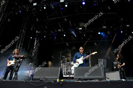 Editorial picture of Panorama Music Festival, Day 2, Randall's Island, New York, USA - 28 Jul 2018