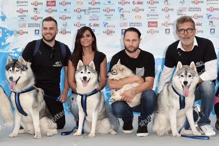 Editorial photo of 48th Giffoni Film Festival, Italy - 26 Jul 2018