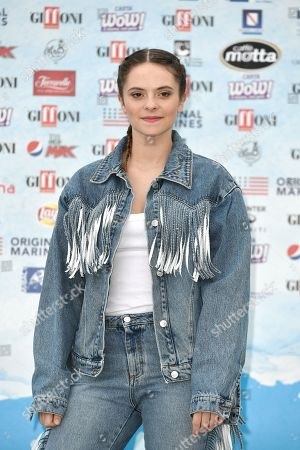Editorial picture of 48th Giffoni Film Festival, Italy - 26 Jul 2018