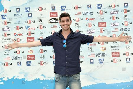 Stock Image of Lorenzo Baglioni