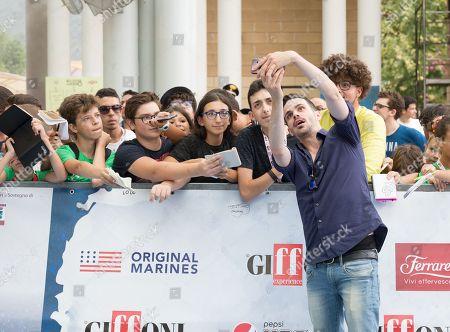 Editorial picture of 48th Giffoni Film Festival, Salerno, Italy - 26 Jul 2018