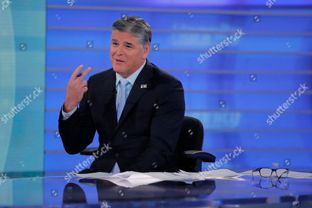 "In New York. Roseanne Barr will appear on on the Fox News show ""Hannity"" on Thursday at 9 p.m. EDT for the first time since she was fired from ABC and her namesake show was canceled. ABC canceled its successful reboot of ""Roseanne"" in May following the star's racist tweet likening former Obama adviser Valerie Jarrett to a cross between the Muslim Brotherhood and a ""Planet of the Apes"" actor"