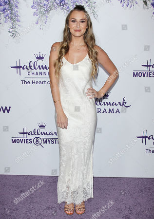 Editorial image of Hallmark's Evening Gala, Arrivals, TCA Summer Press Tour, Los Angeles, USA - 26 Jul 2018