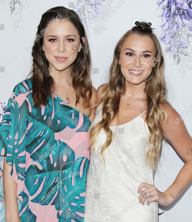 Stock Photo of Alexa Vega, Makenzie Vega
