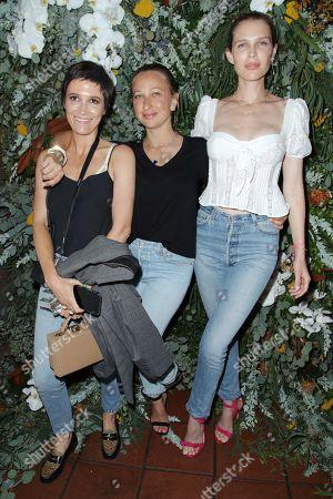 Cassandra Grey, Jennifer Meyer and Sara Foster