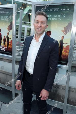 Chad Hodge, Writer,
