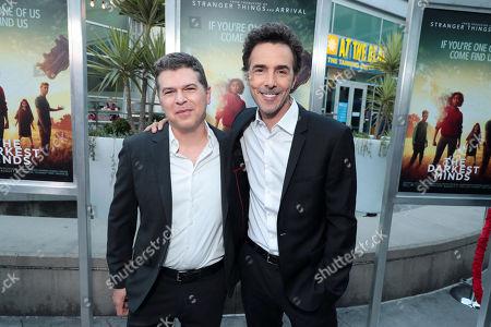 Dan Levine, Producer, Shawn Levy, Producer,