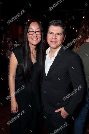 Jennifer Yuh, Director, Dan Levine, Producer,