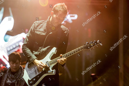Editorial photo of Mr. Big in concert in Hungary, Szekesfehervar - 26 Jul 2018