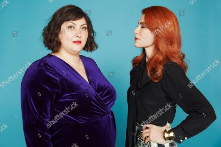 """Editorial photo of """"Dietland"""" TV Show - 2018"""