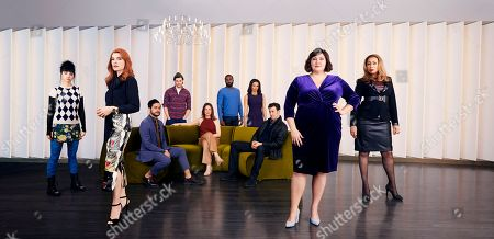 """Editorial image of """"Dietland"""" TV Show - 2018"""