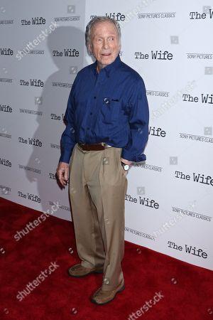Stock Picture of Dick Cavett