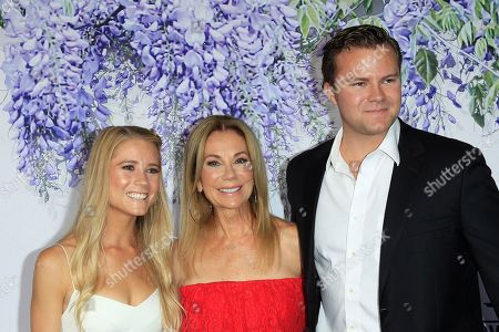 Cassidy Gifford, Kathie Lee Gifford, Cody Gifford at the 2018 Hallmark Channel Summer TCA party at a private residence in Beverly Hills, California, USA 26 July 2018.