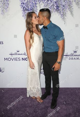 Stock Picture of Alexa Vega, Carlos PenaVega