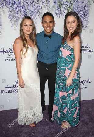 Editorial picture of Hallmark's Evening Gala, Arrivals, TCA Summer Press Tour, Los Angeles, USA - 26 Jul 2018