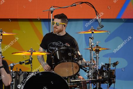 Andy Hurley of Fall Out Boy