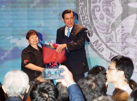 Ma Ying-jeou and Chen Shu-chu
