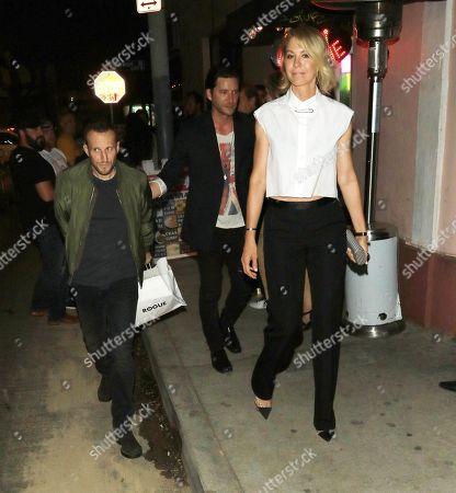 Editorial image of Celebrities at Craig's restaurant, Los Angeles, USA - 26 Jul 2018