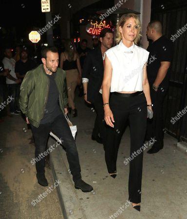 Stock Photo of Jenna Elfman and Bodhi Elfman