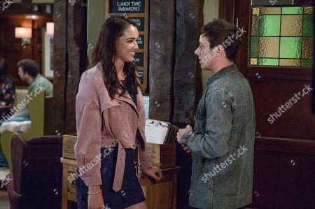 Editorial image of 'Emmerdale' TV Series UK  - 2018