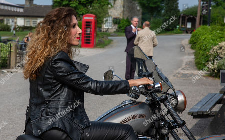 Ep 8229 Friday 10th August 2018 When Frank, as played by Michael Praed, rejects Megan Macey, as played by Gaynor Faye, Rishi Sharma, as played by Bhasker Patel, offers to help her win him back and soon comes up with a plan. Megan puts the plan into action - Will it work?