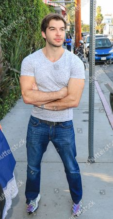 Editorial image of Celebrities at the Gay and Lesbian Center, Los Angeles, USA - 26 Jul 2018