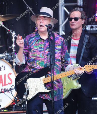 Editorial photo of Fox & Friends All-American Summer Concert Series, New York, USA - 27 Jul 2018