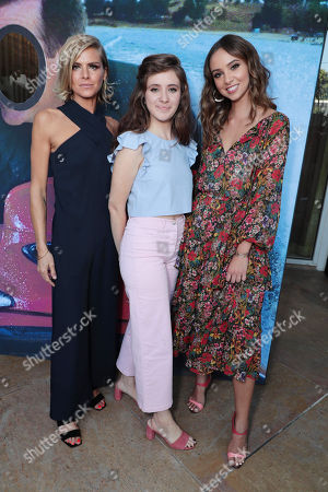 Stock Picture of Eliza Coupe, Noel Wells and Britt Baron