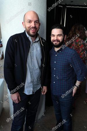 Paul Scheer and Samm Levine