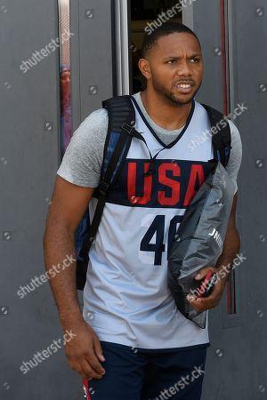 Editorial picture of USA Basketball Team Media Day, Mendenhall Center, UNLV, Las Vegas, USA - 27 Jul 2018