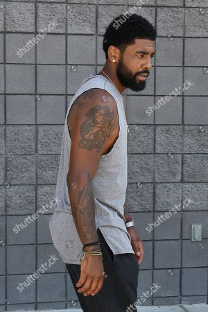 Stock Photo of Kyrie Irving