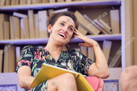 Grace Dent at The Bowling Green, Port Eliot Festival