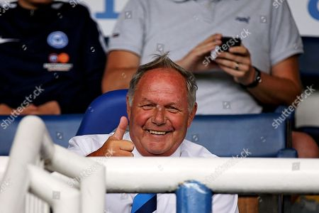 Peterborough United Director of Football Barry Fry with the thumbs up before the Pre-Season Friendly match between Peterborough United and Bolton Wanderers at London Road, Peterborough. Picture by Nigel Cole