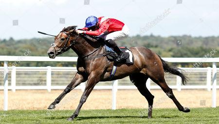 ANGEL'S HIDEAWAY (Robert Havlin) wins The Princess Margaret Keeneland Stakes Ascot