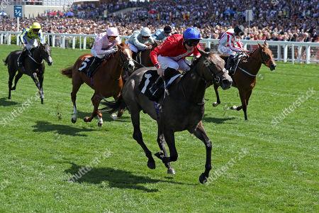 Ascot The Princess Margaret Keeneland Stakes. Winner: Angels's Hideaway. Trainer: John Gosden. Jockey: Robert Havlin.