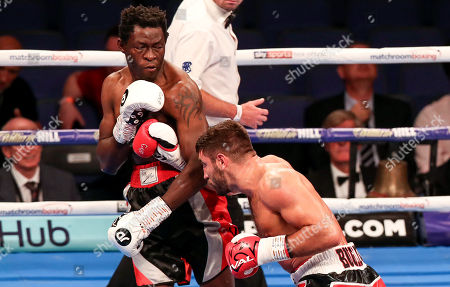 Editorial image of Matchroom Boxing Presents Dillian Whyte vs Joseph Parker, The O2, London, England  - 28 Jul 2018