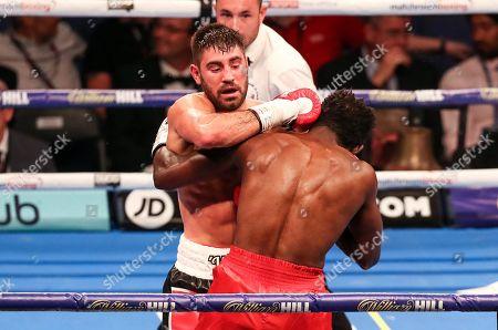 Editorial photo of Matchroom Boxing Presents Dillian Whyte vs Joseph Parker, The O2, London, England  - 28 Jul 2018