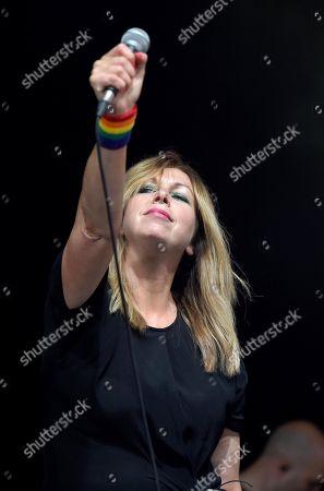 Stock Photo of Jane Weaver