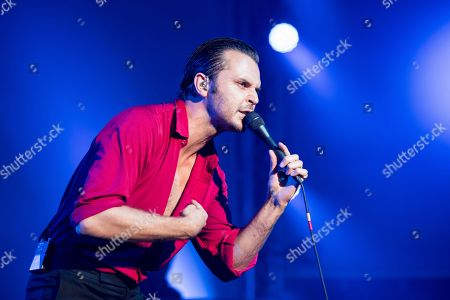 Stock Photo of Theo Hutchcraft